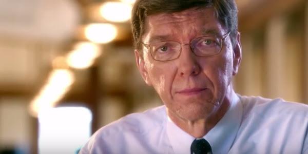 Harvard Professor Clay Christensen