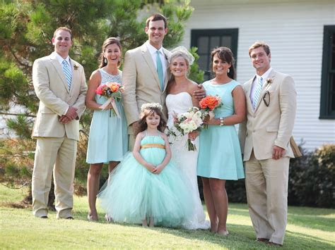 Riley   Bryant's sweet and Southern wedding   Grit   Gold