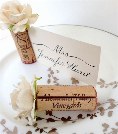 Wedding Place Card Holder   DIY WEDDING IDEAS AND HOW TO