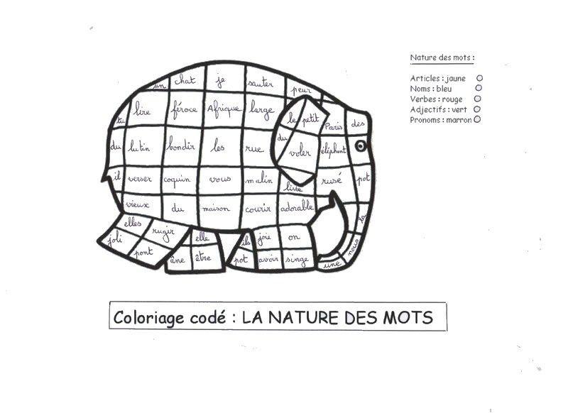 Coloriage Magique La Classe De Myli Breizh