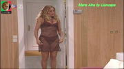 Sandra B sensual na serie Mare Alta