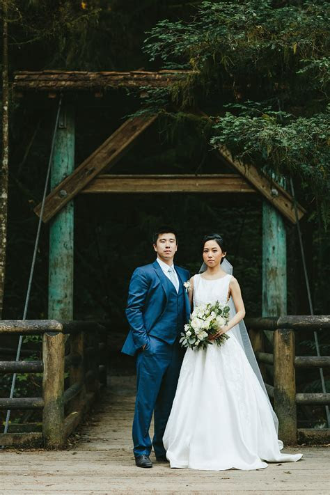 Destination Vancouver wedding at Cecil Green Park House