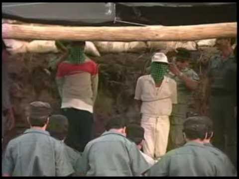 Ultimos Fusilados en Guatemala 1996