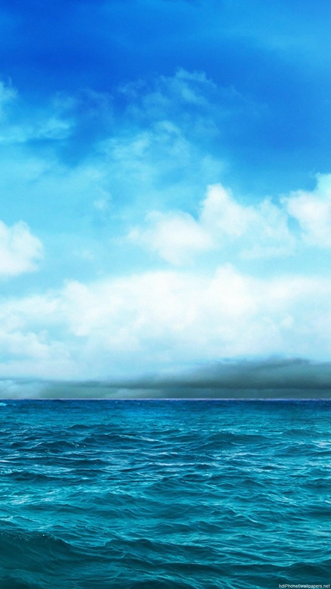Blue Ocean Wallpaper (75+ images)