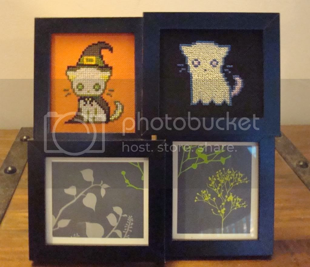 Carand88 Spooky Kitties framed photo DSC03412Kittiesframed.jpg