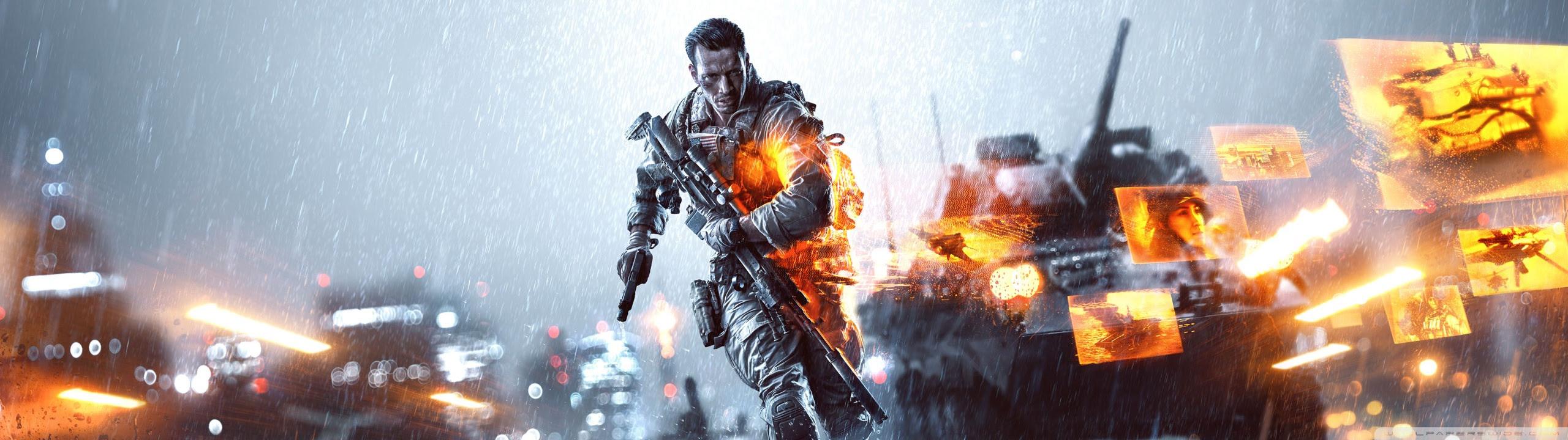 Battlefield 4 Ultra Hd Desktop Background Wallpaper For 4k Uhd Tv