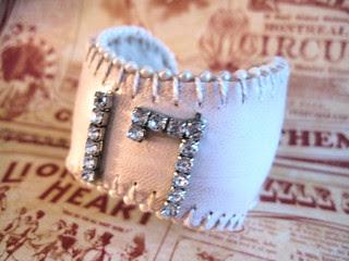Lisa's Baseball Cuff! 3