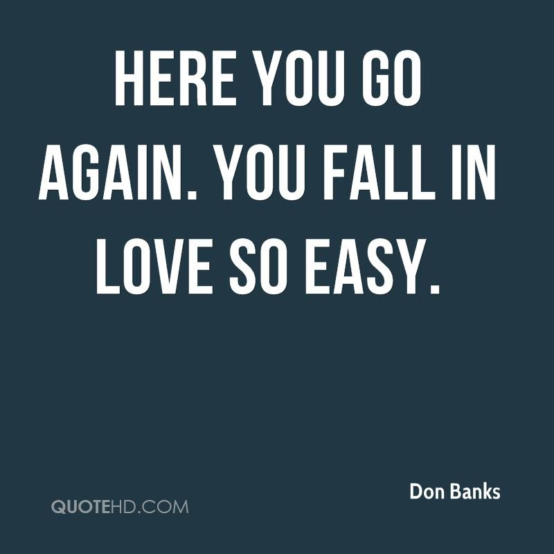 Don Banks Quotes Quotehd