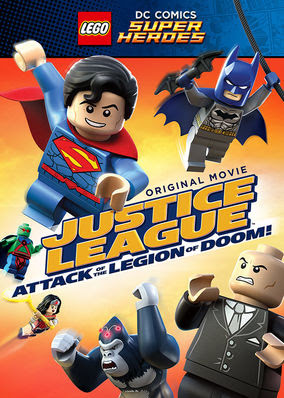 LEGO: Attack of The Legion of Doom!