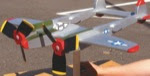 P-38 Airplane Woodworking Plan - fee plans from WoodworkersWorkshop® Online Store - airplane,aeroplane,whirligigs,whirlygigs,weathervanes,full sized patterns,woodworking plans,woodworkers projects,blueprints,drawings,blueprints,how-to-build,MeiselWoodHobby