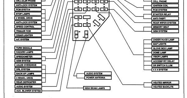1998 Explorer Sohc Engine Diagram