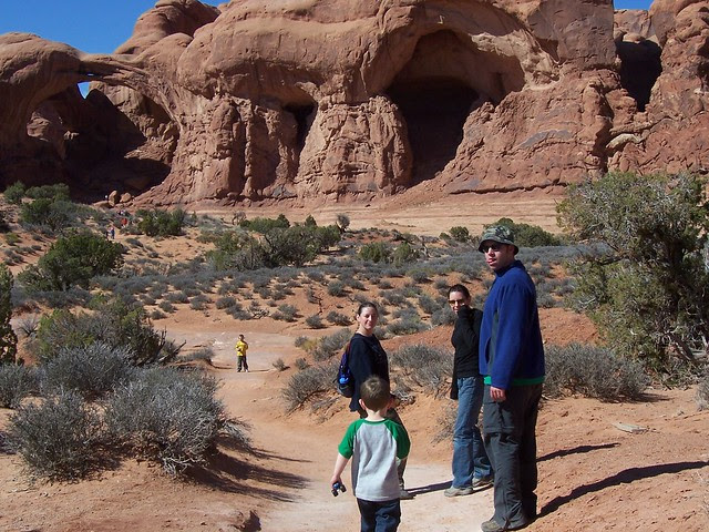 Arches NP 03.26.06