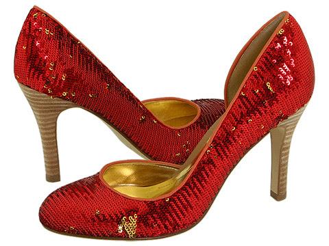 Nine West - Vishnu (Red/Medium Orange) - Footwear