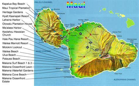Hawaiian Island Weddings   Island Locations