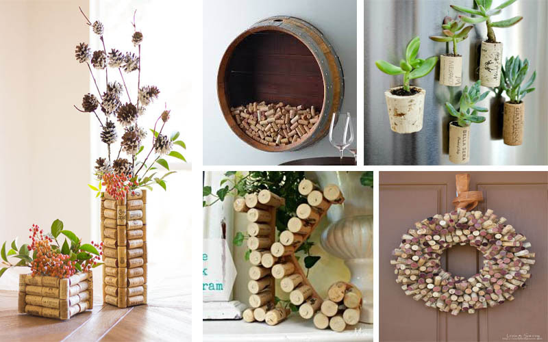 20 Clever Wine Cork Diy Ideas The Art In Life