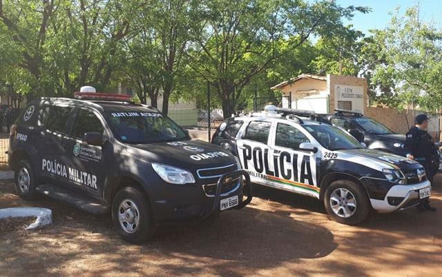 Em Milagres-CE, dois assaltantes morrem em troca de tiros com a Polícia Militar