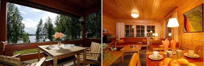 Casas de madera prefabricadas cabanas de madera por dentro - Ver casas de madera por dentro ...