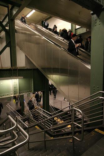 Escher in Times Square