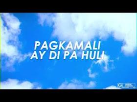 Pagkakamali by Honcho [Lyric Video]