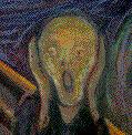 Edvard Munch - Geschrei - The Scream - 1895 - ...