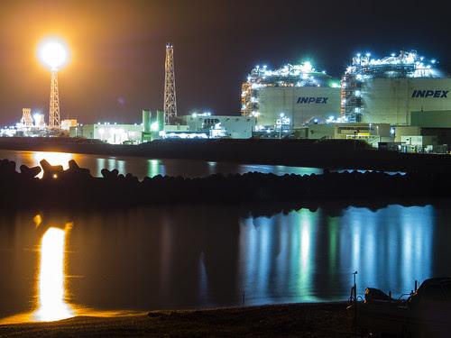 火力発電所-1