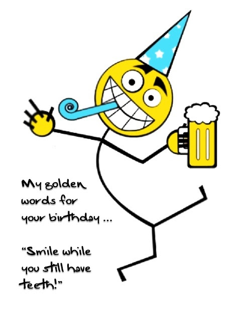 Funny Birthday Quote Quote Number 564113 Picture Quotes