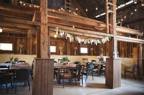jorgensen farms columbus ohio barn wedding photo by