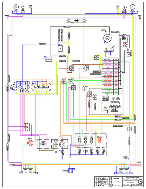 carter 150cc gy6 wiring diagram  gmc trailer wiring adapter