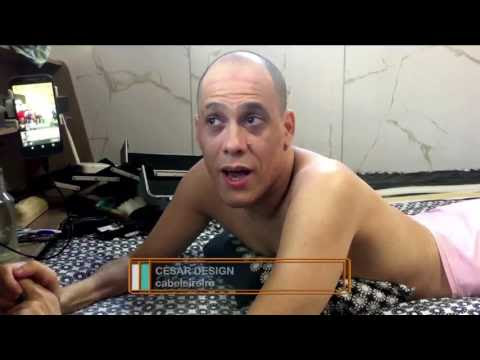 Exemplo de superação: cabeleireiro paraplégico