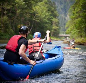 Akçakoca'da Rafting Macerası!