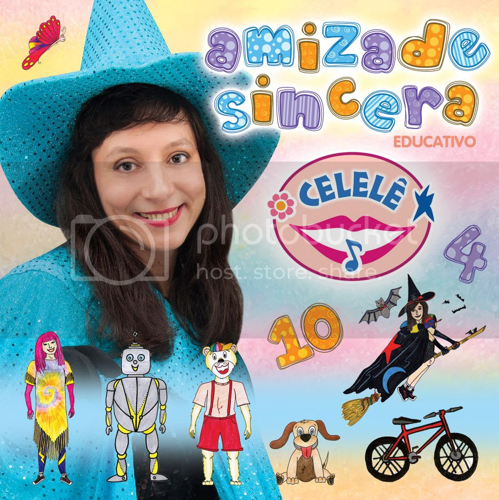 "CD ""Amizade Sincera"" 