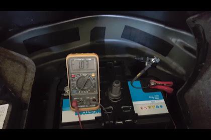 2007 Audi A4 Battery Drain