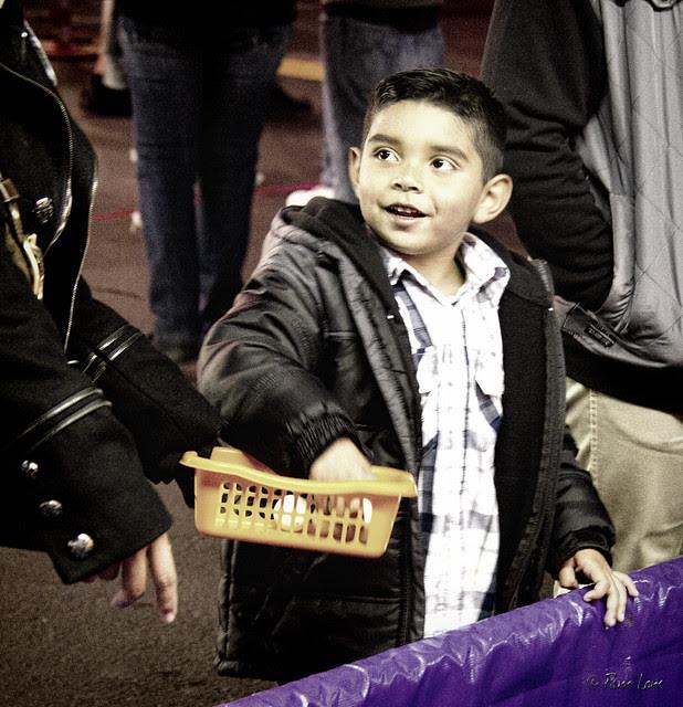 Carnival kid