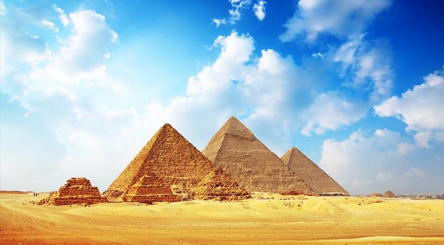 Resultado de imagen para Las pirámides
