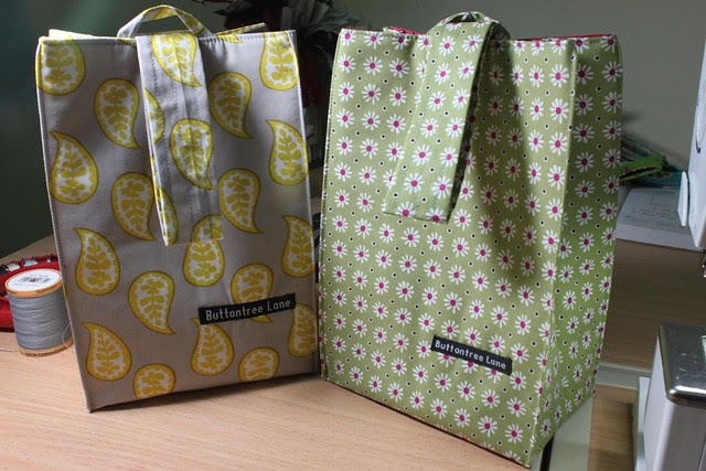 More bags for the Bus Depot Market