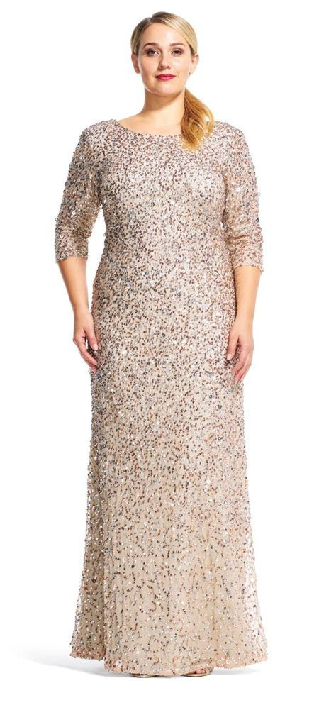 278 best images about Plus Size Evening Wear Dresses on