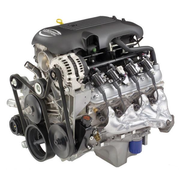 5.3L Vortec Engine Specs - HCDMAG.com