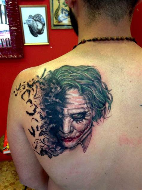 insane joker tattoo designs ideas tattoo