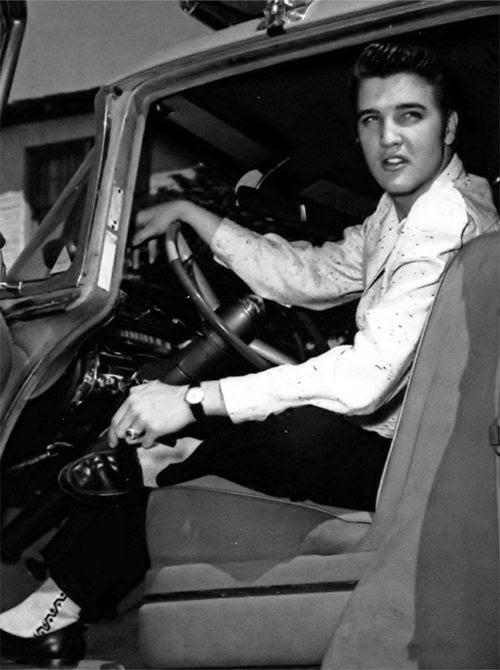 Resultado de imagem para Elvis Presley caminhão