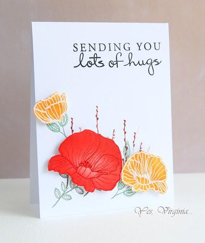 Sennding you lots of hugs