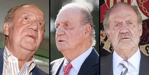 El Rey delega en el príncipe Felipe los actos castrenses por problemas de salud