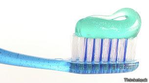 Cepillo de diente.