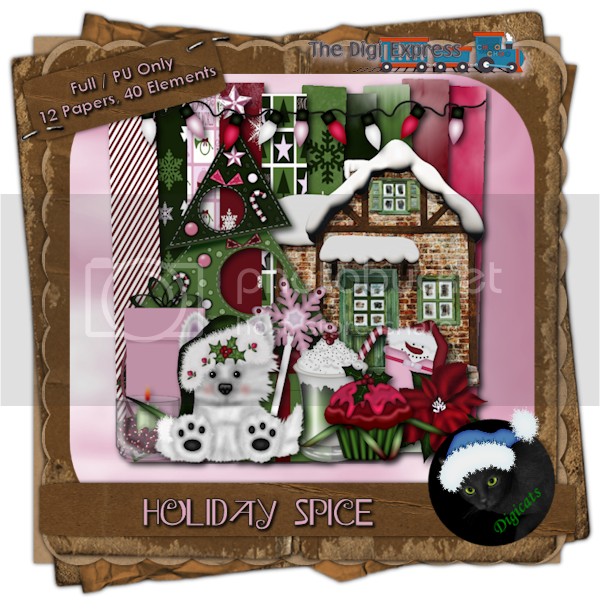 Holiday Spice (FuLL) Preview