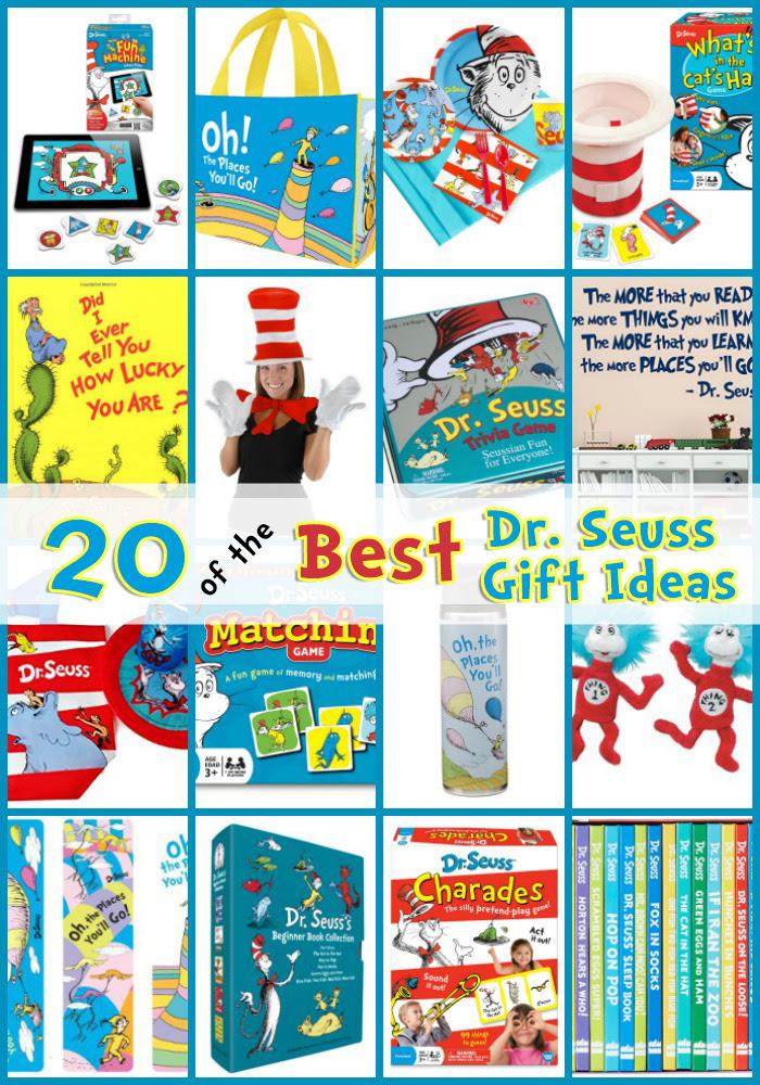 20 Best Dr Seuss Gift Ideas Classy Mommy