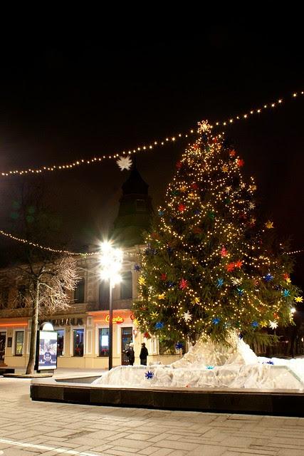 Christmas at Kaunas   2011