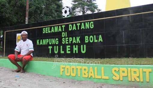 Geliat Negeri Tulehu Setelah Dinobatkan Sebagai Kampung Sepak Bola