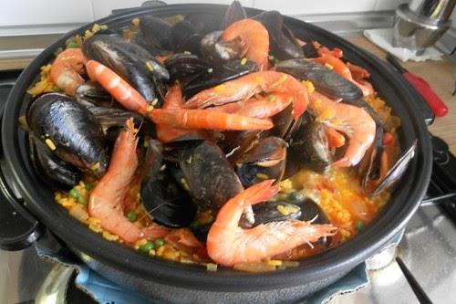 Anne S Food Paella My Way