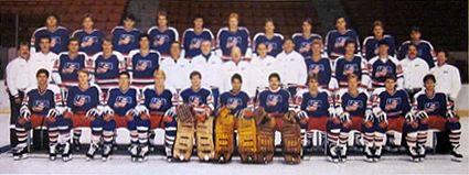 1988 US Olympic Team, 1988 US Olympic Team