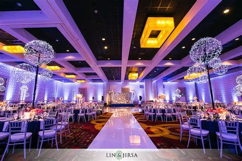 JW Marriott Los Angeles Indian Wedding   Amit and Neha