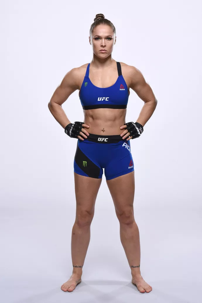 Ronda Rousey uniforme UFC 207 (Foto: Getty Images)